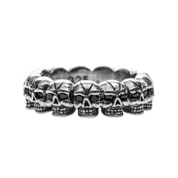 Black skull silver alliance 3