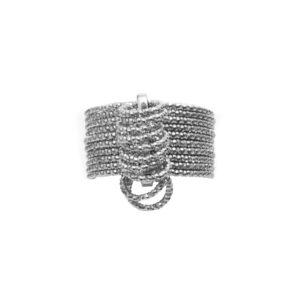 戒指和吊坠圈银5