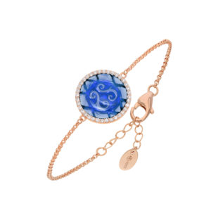 Bracelet disque marine 3