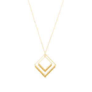 3d钻石钻石多尔银项链7