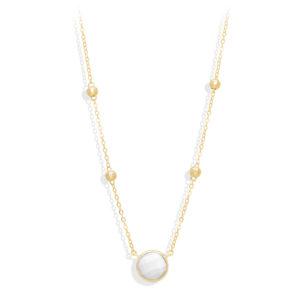 银项链情人节白水晶4
